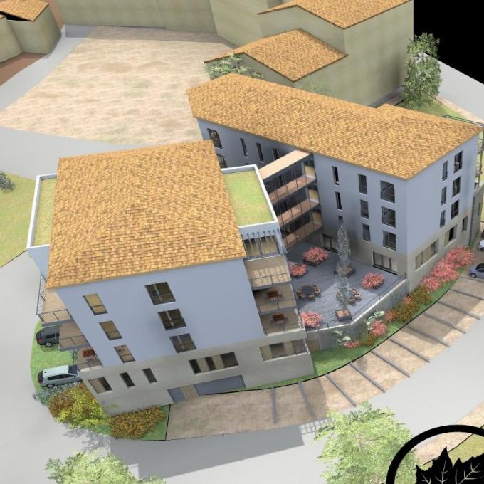 Programme neuf Appartement Saint-Paul-en-Jarez (42740)