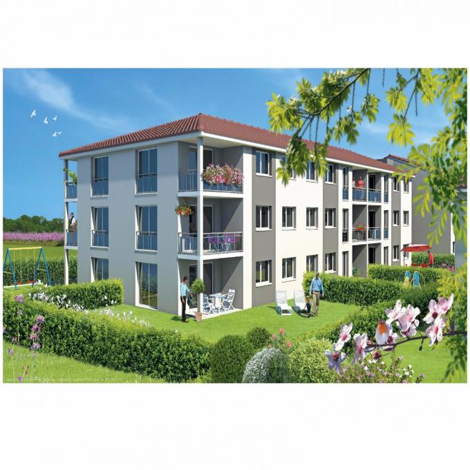 Programme neuf Appartement Sablons (38550)