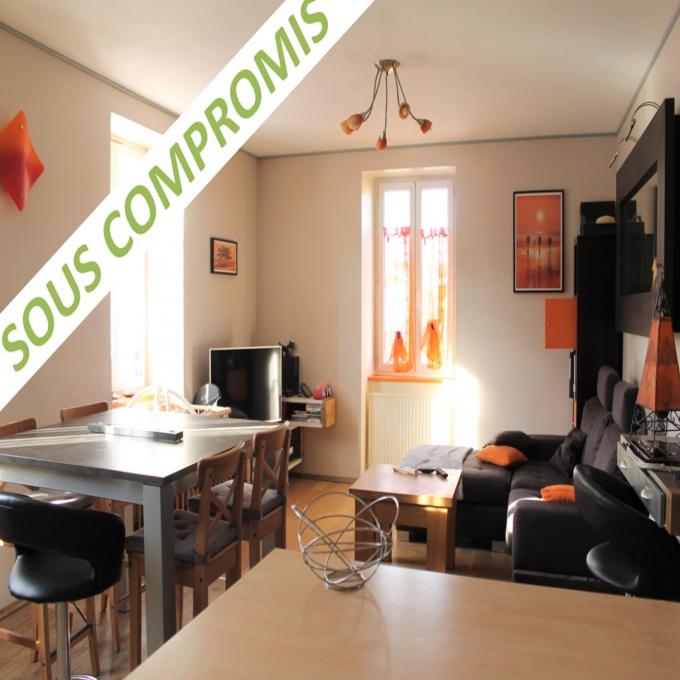 Offres de vente Appartement Chavanay (42410)