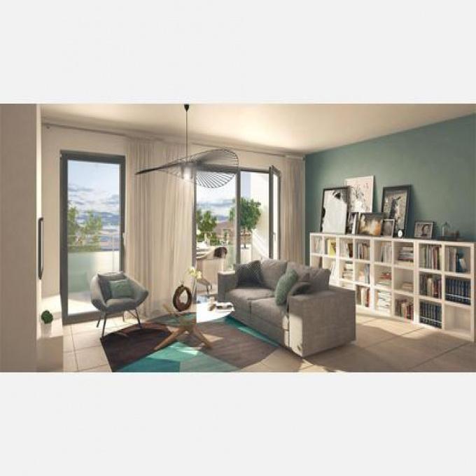 Programme neuf Appartement Chasse-sur-Rhône (38670)