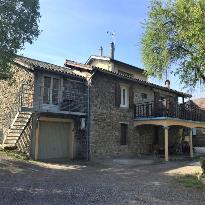 Offres de vente Maison Saint-Michel-sur-Rhône (42410)