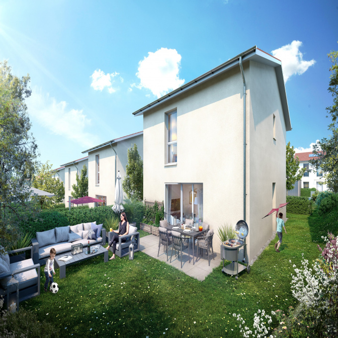 Programme neuf Villa Saint-Maurice-l'Exil (38550)