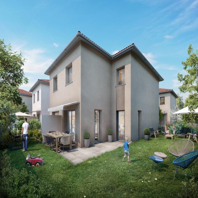 Programme neuf Villa Roussillon (38150)
