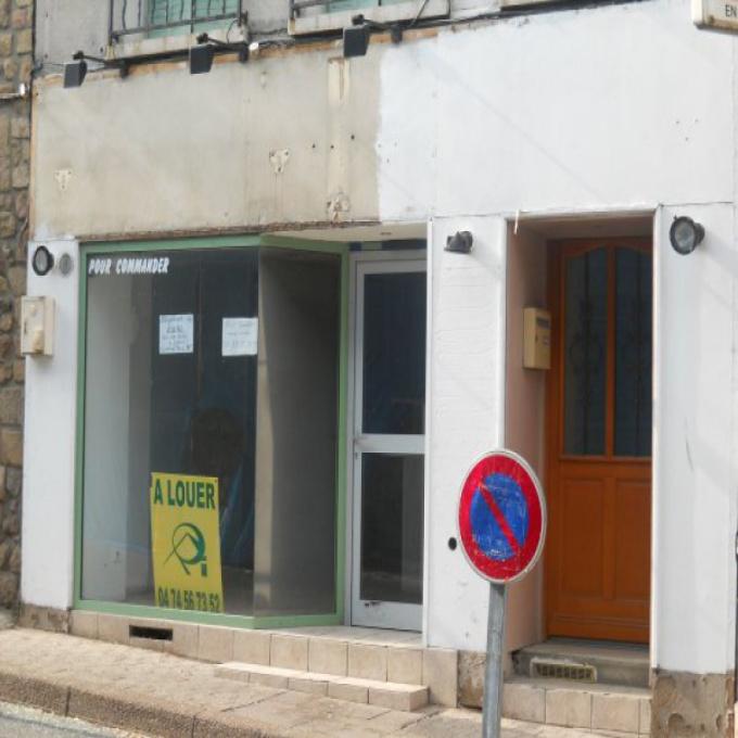 Location Immobilier Professionnel Bureaux Pélussin (42410)