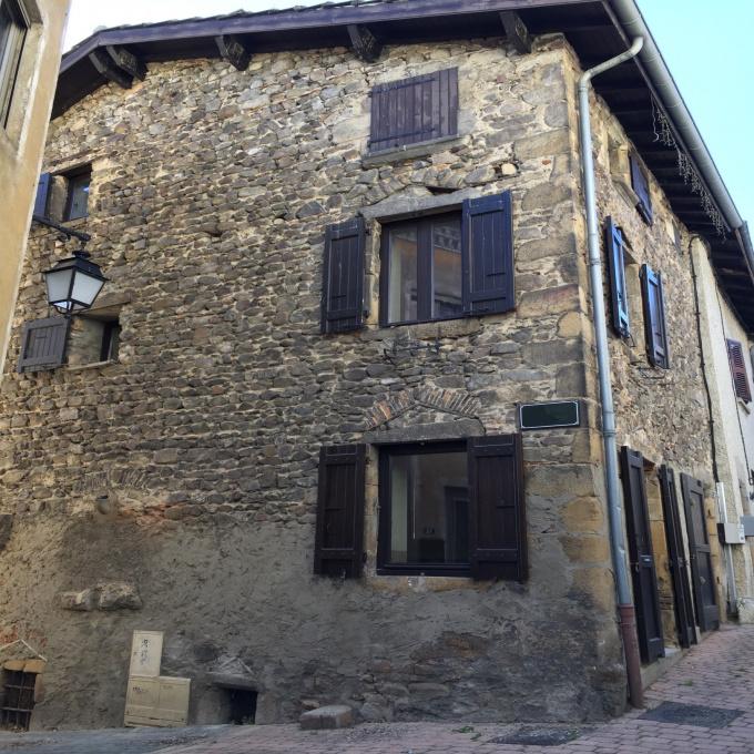 Offres de vente Maison de village Chavanay (42410)