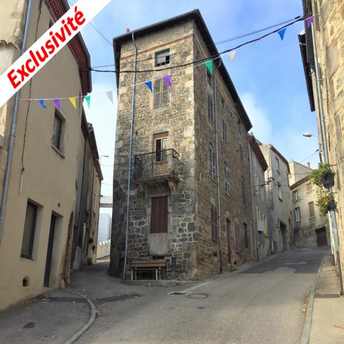 Offres de vente Maison de village Pélussin (42410)