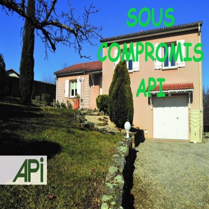 Offres de vente Villa Malleval (42520)
