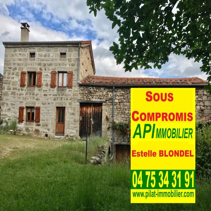 Offres de vente Ferme Bourg-Argental (42220)
