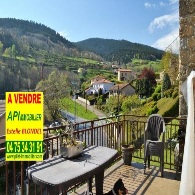 Offres de vente Maison de village Saint-Sauveur-en-Rue (42220)