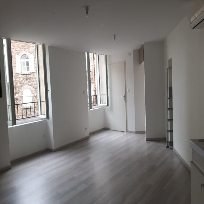 Offres de location Studio Annonay (07100)