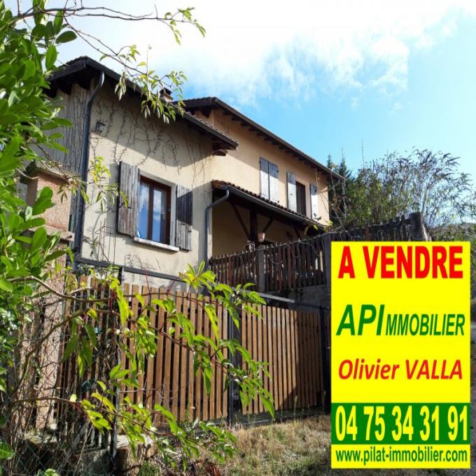 Offres de vente Maison Brossainc (07340)