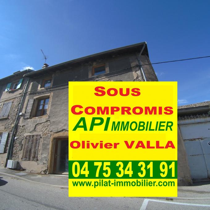Offres de vente Appartement Serrières (07340)