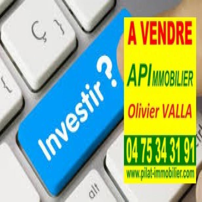 Offres de vente Immeuble Saint-Désirat (07340)