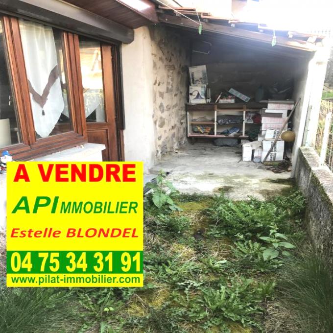 Offres de vente Maison de village Saint-Julien-Molin-Molette (42220)