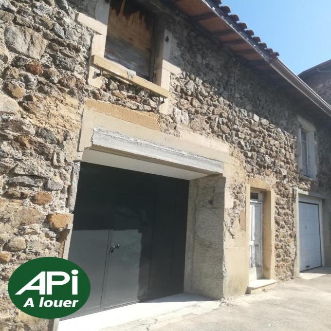 Location Immobilier Professionnel Entrepôt Sablons (38550)