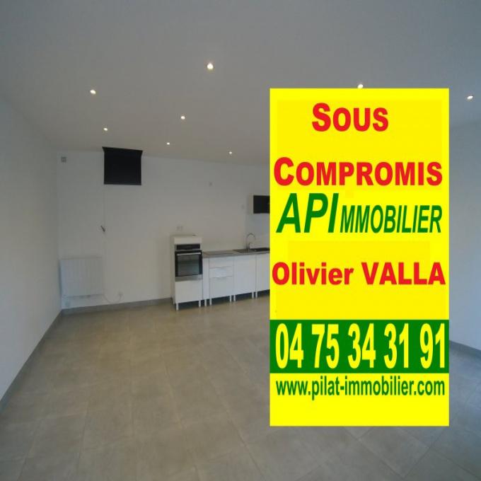 Offres de vente Appartement Sarras (07370)