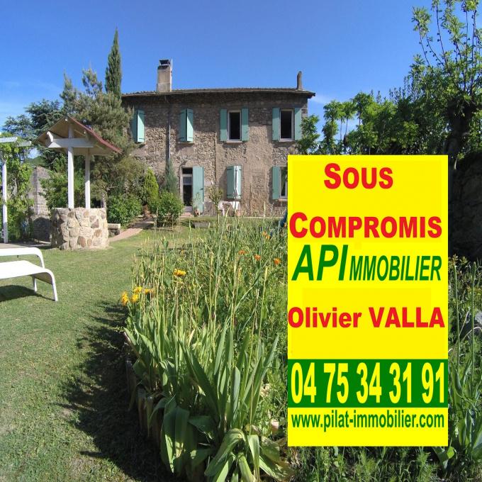 Offres de vente Maison Saint-Désirat (07340)