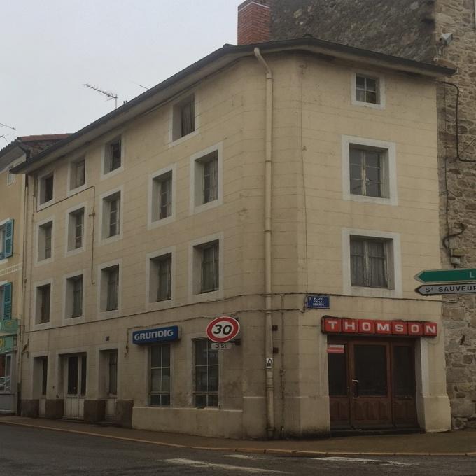 Offres de vente Immeuble Bourg-Argental (42220)