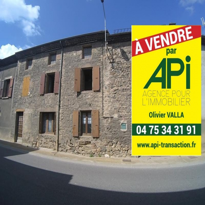 Offres de vente Maison de village Champagne (07340)