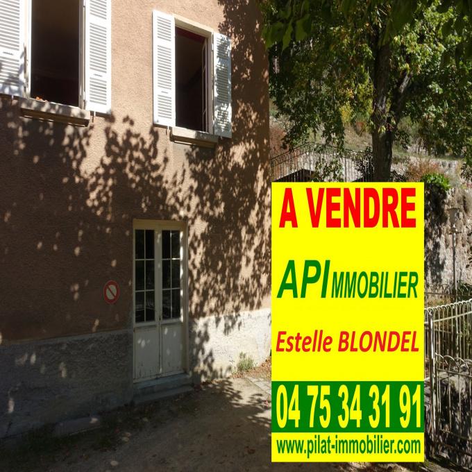 Offres de vente Propriete Saint-Julien-Molin-Molette (42220)