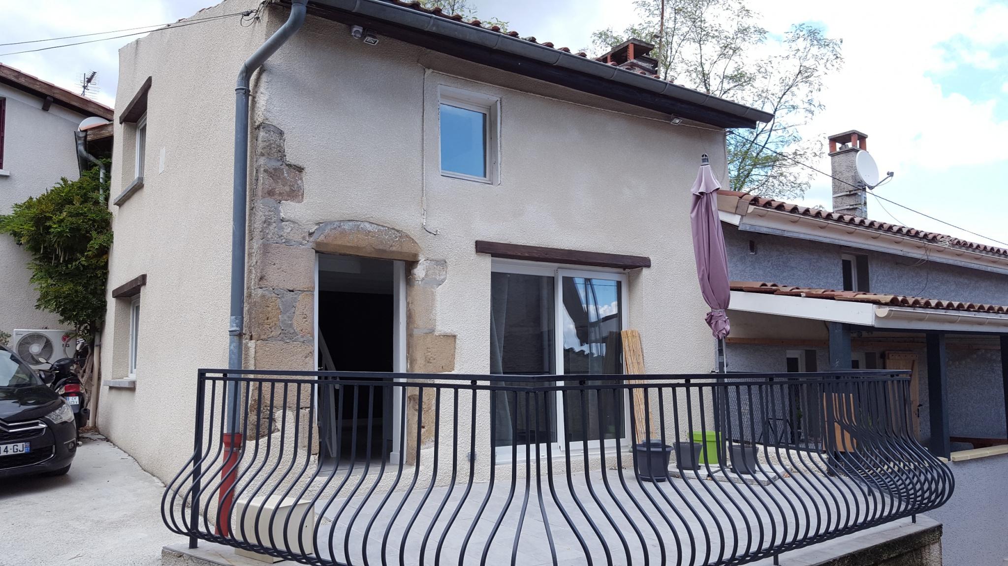 Offres de location Maison de village Limony (07340)